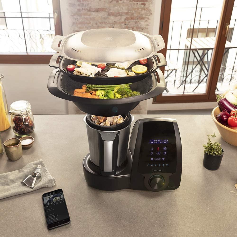 Robot para Cocinar 10090 cecotec Nº❶ 10090 mambo