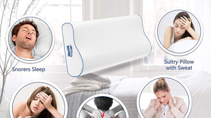 Las Mejores almohadas cervicales