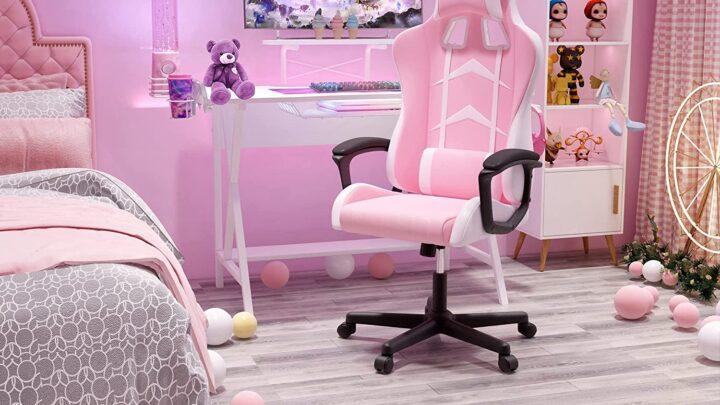 escritorio y silla de oficina